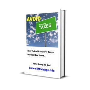 How to avoid property taxes on your new home1