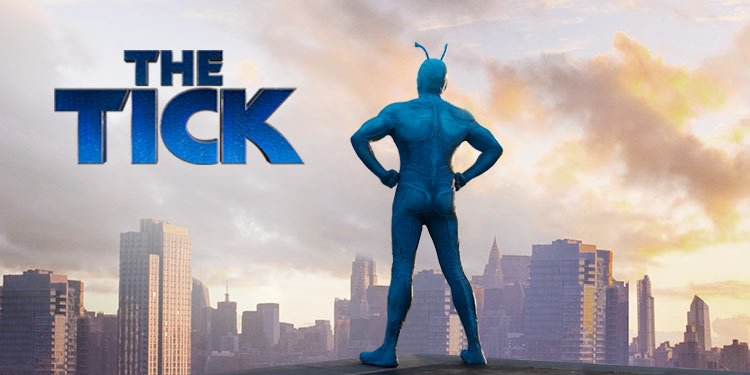 Amazon officially renews The Tick for second season
