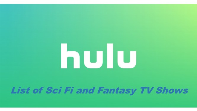 List of Sci Fi TV Shows on Hulu | Cancelled Sci Fi