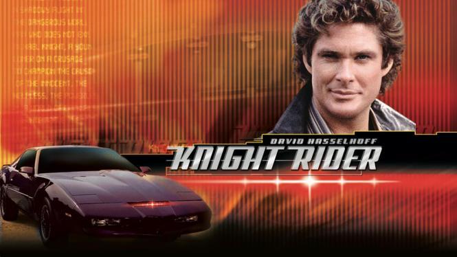 Retro Sci Fi TV: Knight Rider (1982)   Cancelled Sci Fi