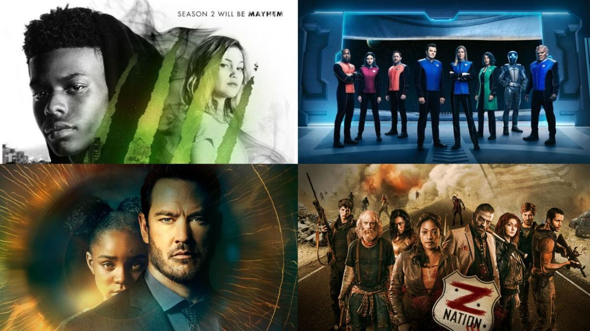 Call to Action: Vote to Save Cloak and Dagger, The Orville, The Passage, Z Nation, and More | Cancelled Sci Fi