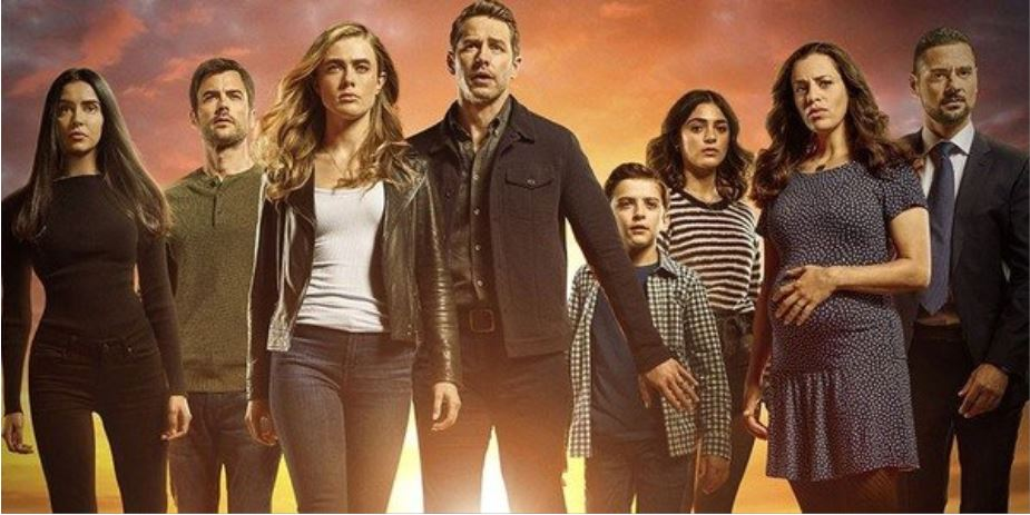 Scorecard: Manifest Slips Out of the Top 10, Legends of Tomorrow Starts in the Lower Half