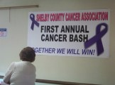 Shelby County Cancer Assoc Cancer Bash