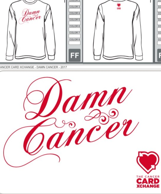 Cancer Card Exchange T-Shirt