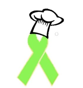 Chef Hat Over Ribbon