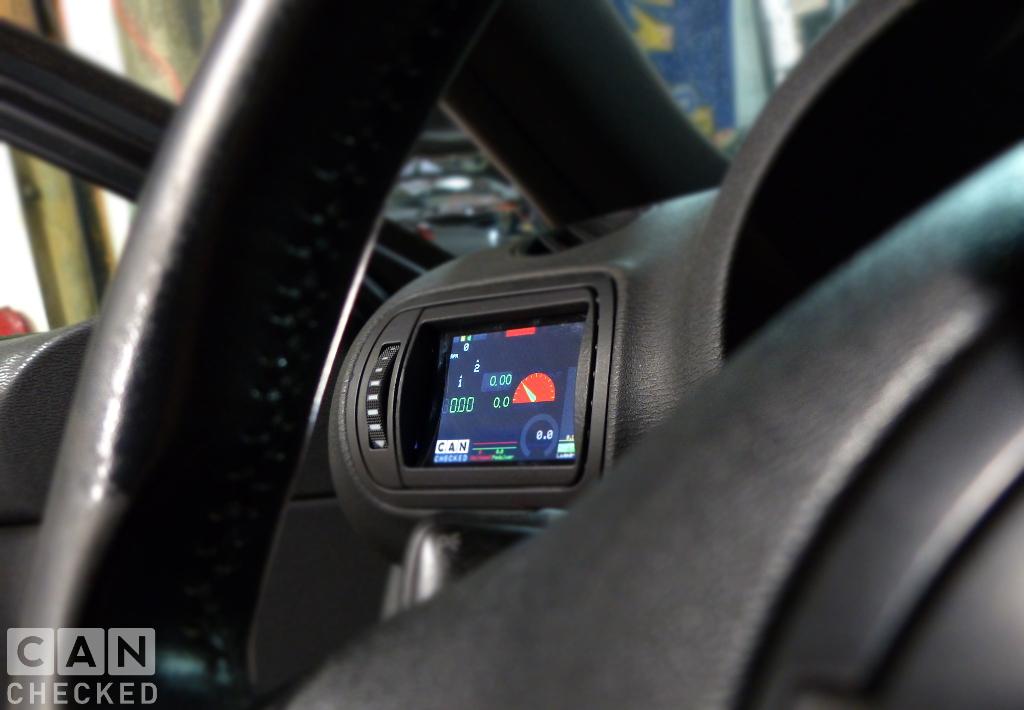 Audi A3 8L Display Einbaurahmen Lüftungsdüse