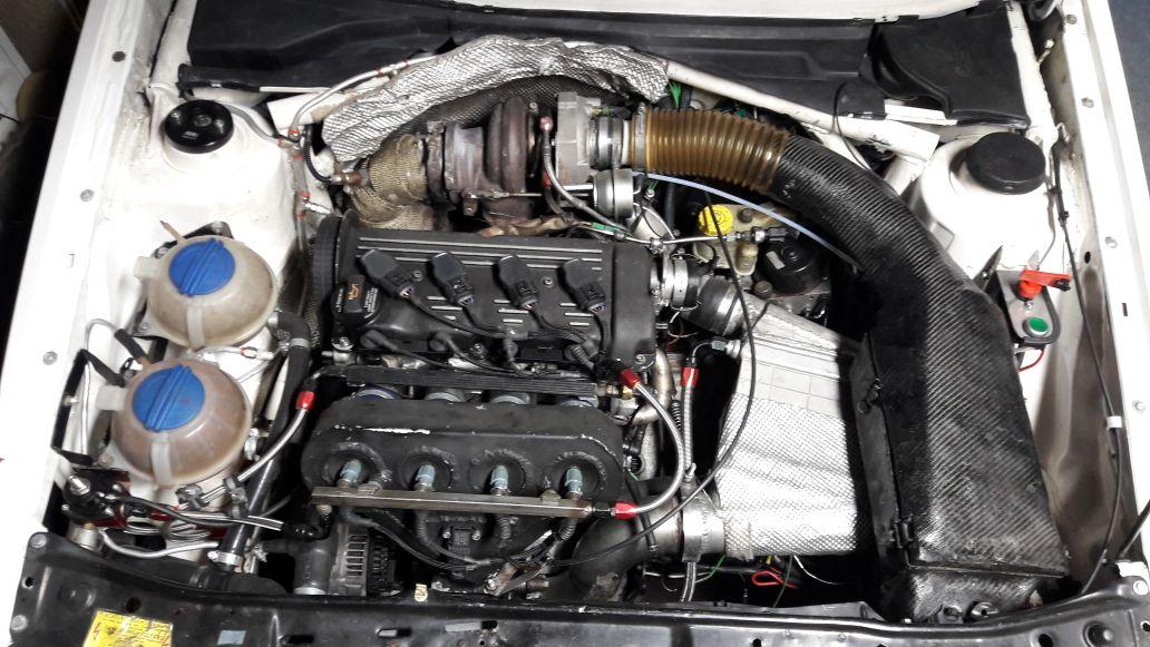 Golf 2 16V Turbo luheuser
