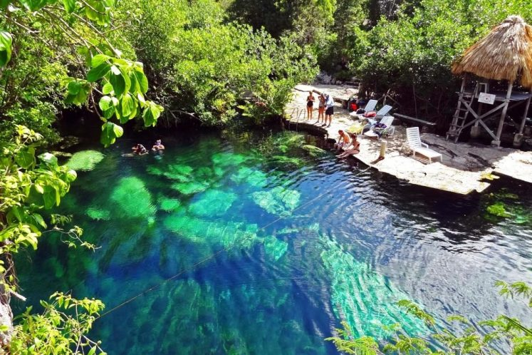 Cenote-Cristalino-Riviera-Maya