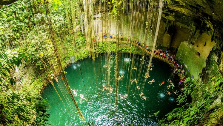 Cenotes-il-kin-riviera-maya