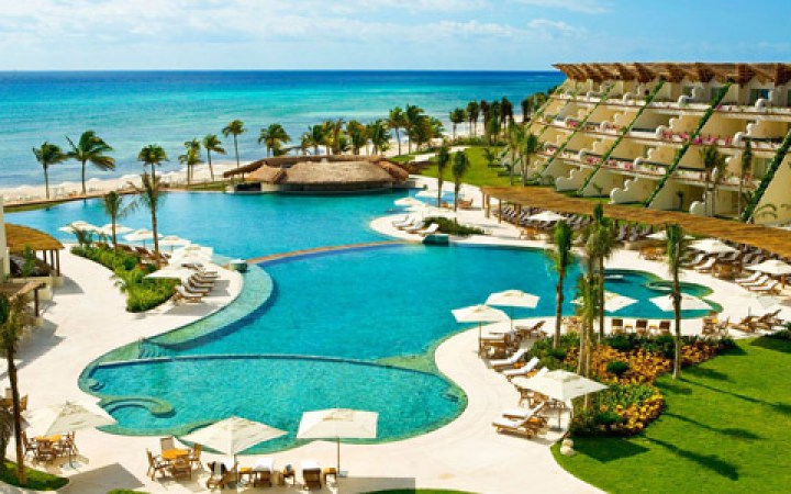 Cancun all inclusive resorts family resorts adults for All inclusive resorts in north america