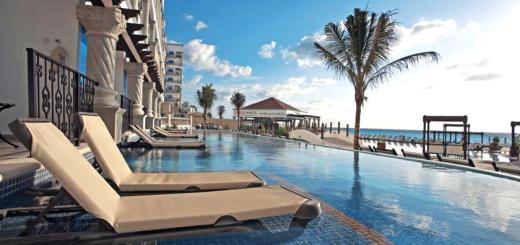 Hyatt Zilara Cancun All Inclusive Adults Only Resort