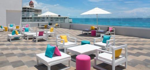 Aloft Cancun Downtown Hotel