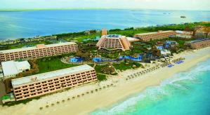 The Pyramid at Grand Oasis All Inclusive