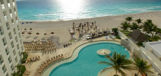 Sunset Royal Beach Resort Cancun All Inclusive
