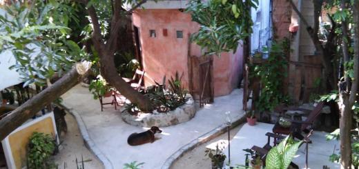 Casitas Kinsol Puerto Morelos