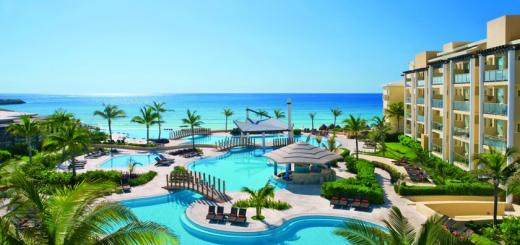 Now Jade Riviera Cancun All Inclusive Resort