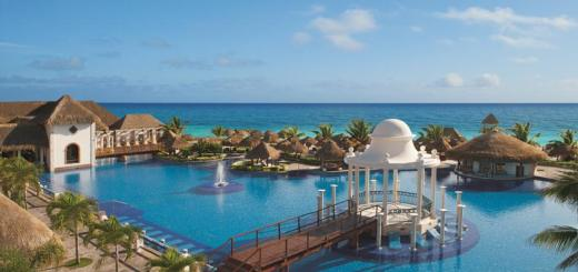 Now Sapphire Riviera Cancun All Inclusive Resort