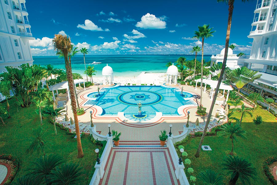 Riu Palace Las Americas Cancun Top All Inclusive Resort