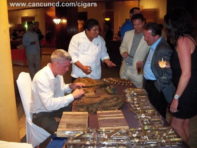 cigar roller show