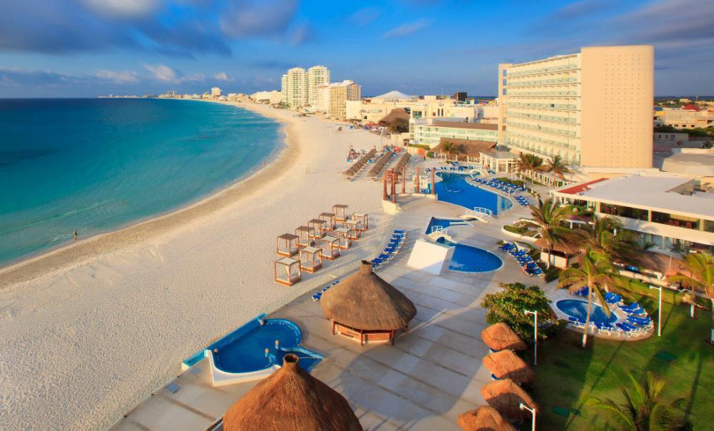 Hotels cancun party spring break Spring Break