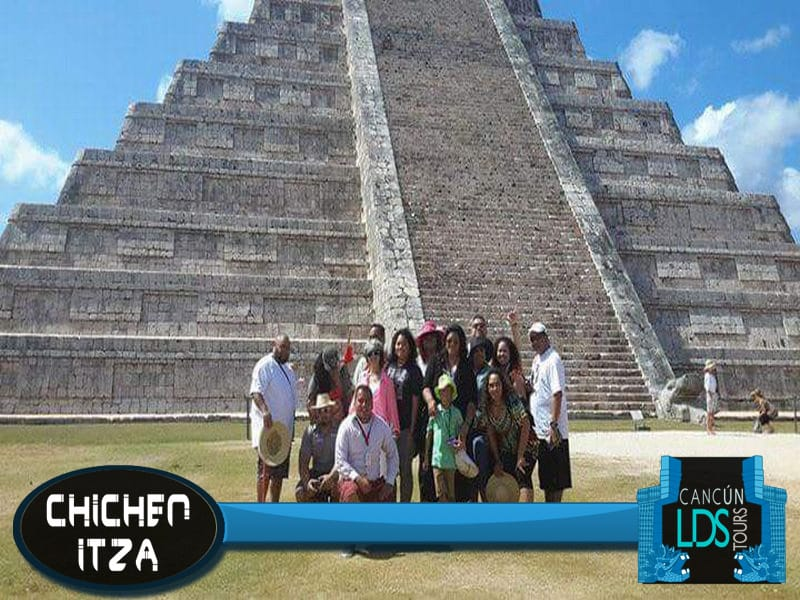 Chichen Itza Cancun LDS Tours Book of Mormon