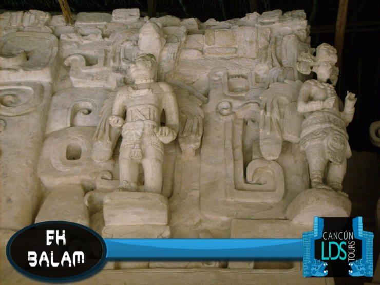 Ek Balam cancun LDS Tours