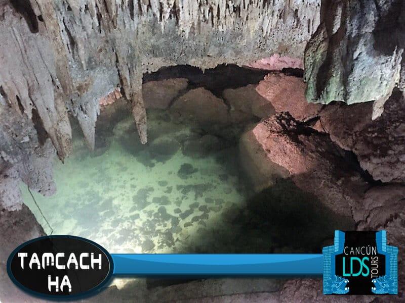 Tamcach Ha cenote 2017