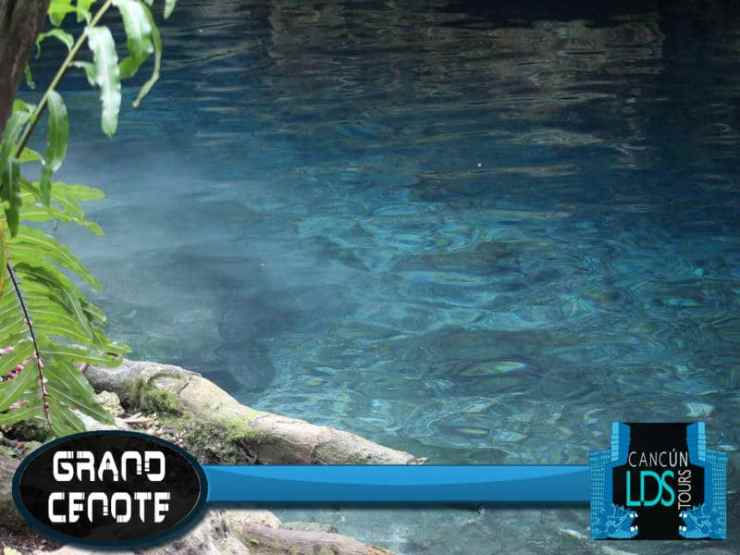 Grand Cenote Cancun LDS Tours 2017