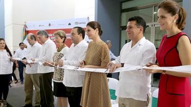 Photo of Fredy Marrufo reinaugura el hospital general de Cozumel