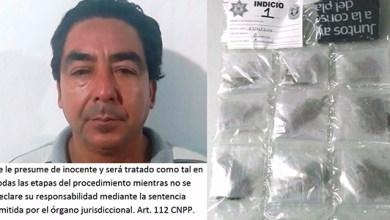 Photo of Gendarmería captura a narcomenudista en Cancún