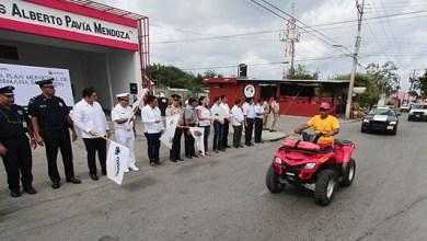 Photo of Fredy Marrufo da inicio al Plan municipal de Auxilio turístico de Semana Santa