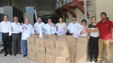 Photo of IEQROO entrega material para simulacros electorales al INE