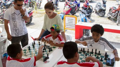 Photo of Gina Ruiz propone un Cozumel conectado