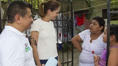 "Photo of Gina Ruiz propone un ""Cozumel con Seguridad Confiable"""