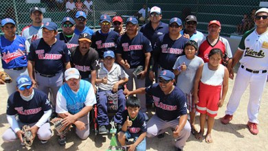 Photo of Da inicio la liga municipal de softbol en Cozumel