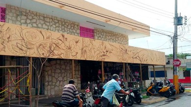 "Photo of Cozumeleño realizará mural en el mercado municipal  ""Benito Juárez"""