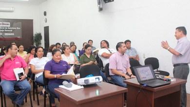 Photo of IEQROO imparte cursos sobre la ley general de contabilidad gubernamental