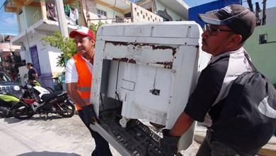 """Photo of @juancarrillo58 realiza acciones de limpieza por """"una isla limpia y bien ordenada"""""""