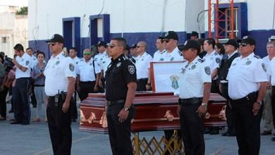 Photo of SMSPyT rinde homenaje de cuerpo presente a su camarada caído