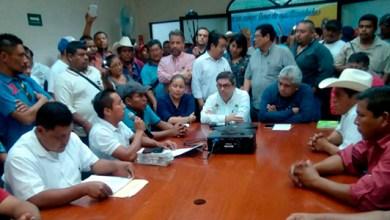 Photo of Gobierno de Q Roo brindará apoyo a ejidatarios de bacalar por sus parcelas siniestradas el año pasado