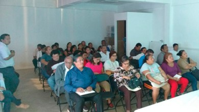 Photo of Servicios Públicos Municipales dan a conocer a los Comités vecinales el plan de trabajo de @LuisTorresUNE
