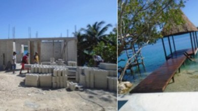Photo of Profepa clausura obras en el camino costero de Xul-Há de OPB