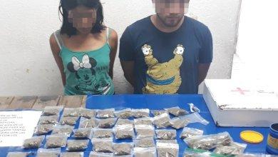 Photo of Pareja es detenida por privación de libertad de una mujer y delitos contra la salud