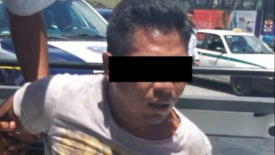 Photo of Recuperan vehículo robado en los limites de la Zona Continental de Isla Mujeres