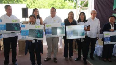 Photo of Planteles del CONALEP Quintana Roo recibirán equipo de cómputo como parte de los festejos del 40 Aniversario
