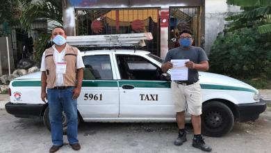 Photo of Taxistas de Quintana Roo recibirán apoyo