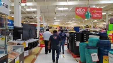 Photo of Verifican cumplimiento de protocolos sanitarios en supermercados de Cozumel