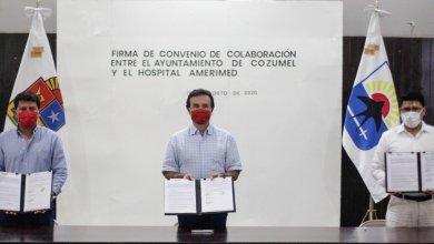 Photo of Hospital Amerimed atenderá a cozumeleños en situación vulnerable