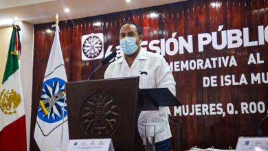 Photo of Isla Mujeres celebra los 170 años de su fundación