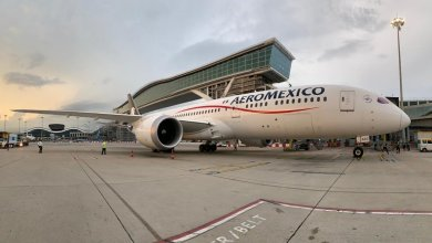 Photo of Aeroméxico rompe récord con vuelo directo a Hong Kong